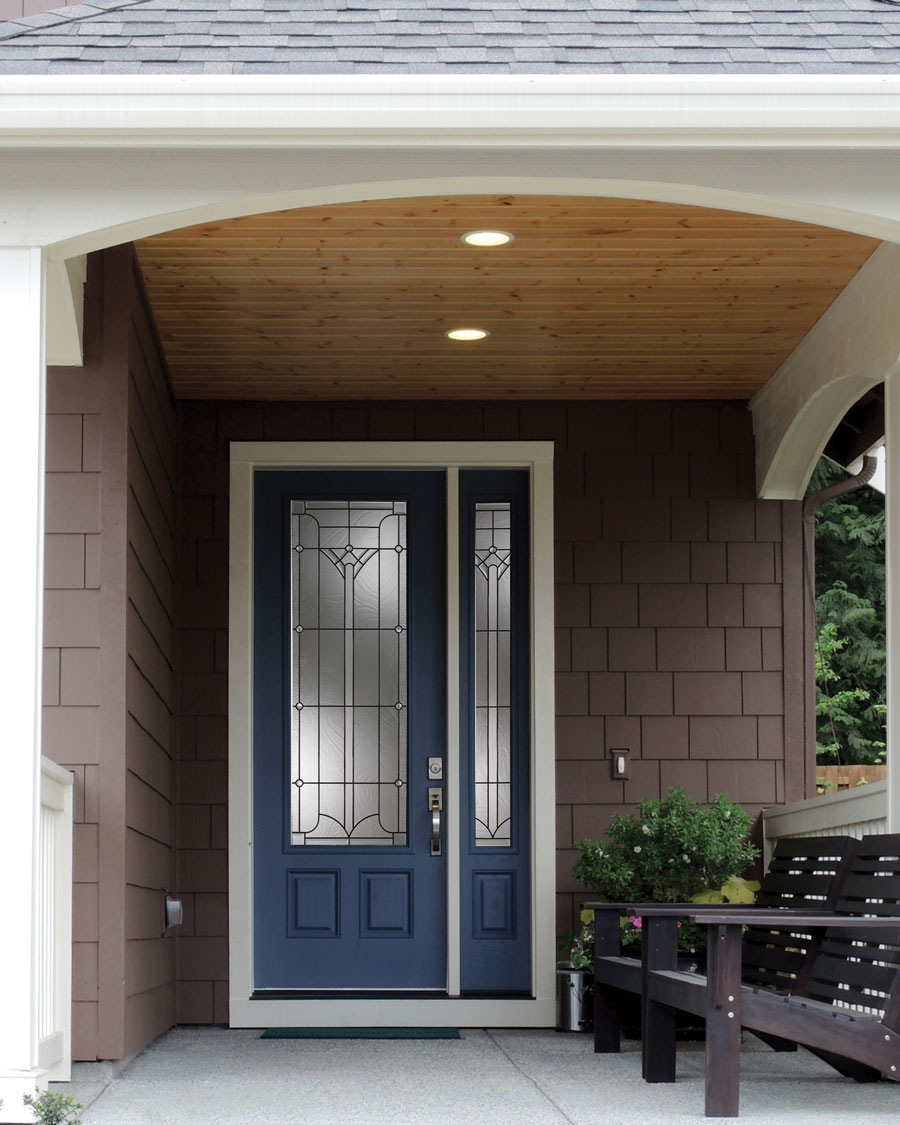 Give your home a makeover with a new front door