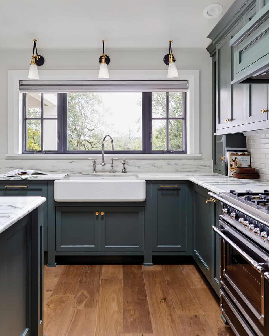 Add energy-efficient windows to your high-end Kelowna kitchen
