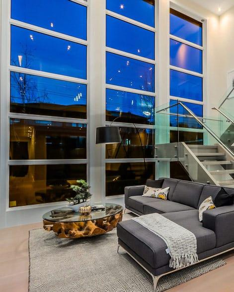 Unique window options for Okanagan home builders and contractors