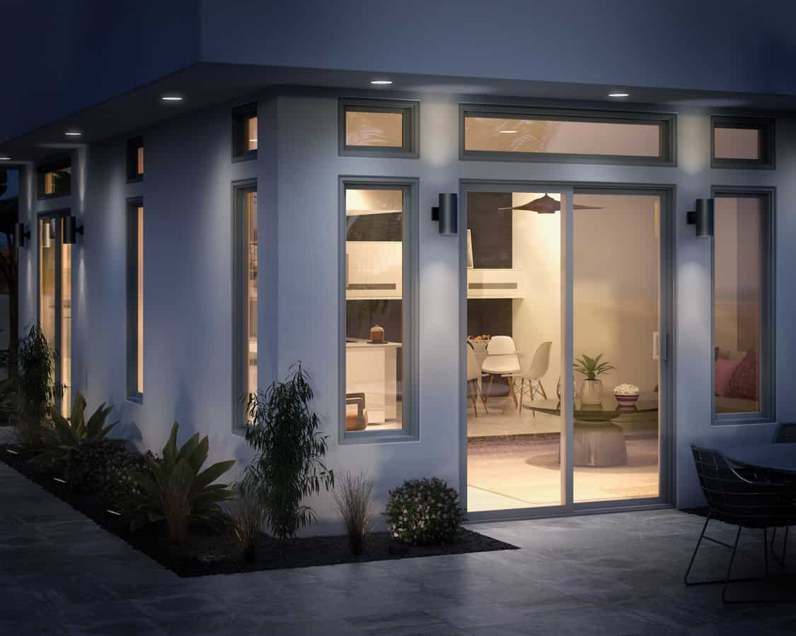 Large windows and doors for your home
