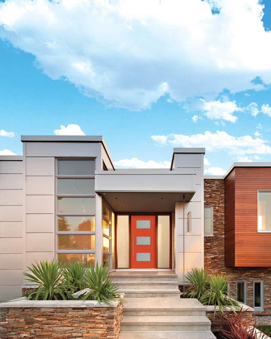 Custom doors for high end home builders in Kelowna, Vernon, and the Okanagan area